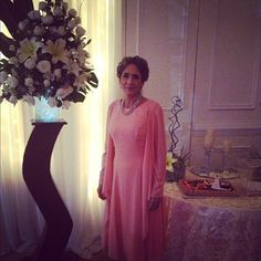 Real mother of the bride in collection 20 style #1591 : http://www.watters.com/Product/Collection20/1591