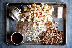 A CUP OF JO: Maple Apple Granola