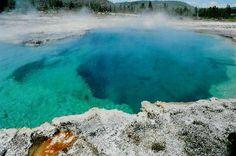 Wyoming! hot springs