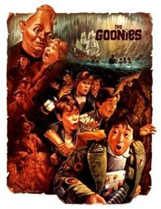 film, 80s, memori, sloth, classic movies, childhood, favorit movi, gooni, kid