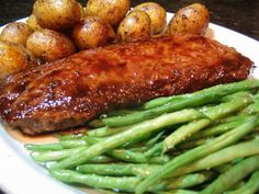 Asian-Style London Broil