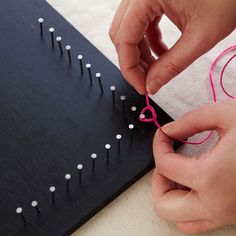 string art how-to