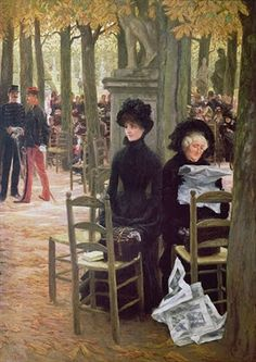 James Jacques Joseph Tissot - Without a Dowry