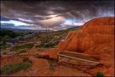 Mystic Hot Springs - Monroe, Utah