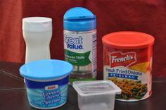 Life skills free matching activity! Have students match lids to containers.