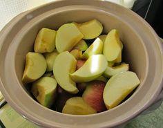 An Alameda Garden: Fuji Apple Butter Crockpot Recipe