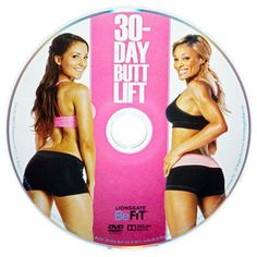 The Best Workout DVDs for Firming Up Fast: BeFit 30-Day Butt Lift