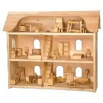 Wooden Toys, Fagus Trucks, Waldorf Dolls and Dollhouses, Playsilks, Blocks, Castles and more!
