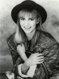Debbie Gibson. I wanted to be just like her