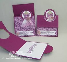 card idea, folded cards, card folding techniques, dress up, gift cards, fun fold cards, paper crafts, fun folds cards, stampin up cards