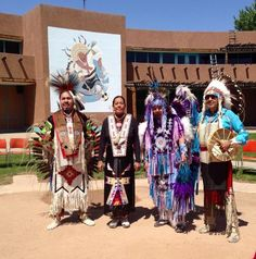 2013 Indian Heritage Week at the Indian Pueblo Cultural Center in Albuquerque, New Mexico. (www.AIANTA.org)