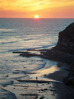 Swami's Beach - Encinitas, CA