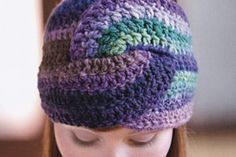 @Jimmy Beans Wool says take this crochet headband class at Brooklyn Craft Camp!