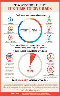 info graphic, help famili, 2013 givingtuesday, givingtuesday campaign
