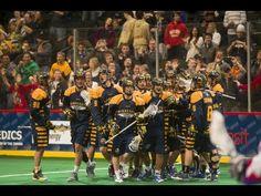 Minnesota Swarm's 13-12 Overtime Win Over Toronto Rock 2/8/13