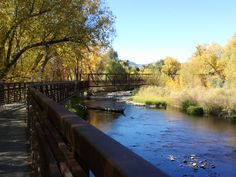 Poudre River Trail, Fort Collins, CO