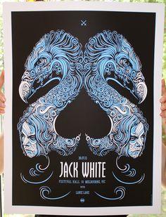 Jack White - Todd Slater
