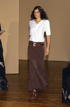 Junya Watanabe -- spring 2002