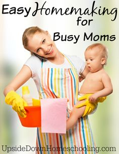 Easy Homemaking for