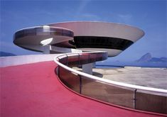 Niteroi Museum - Oscar Niemeyer