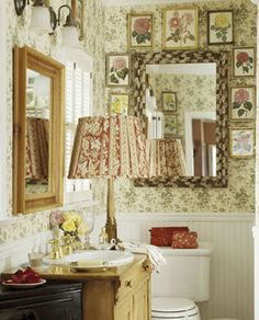 Simple farmhouse on pinterest slipcovers old doors and for English cottage bathroom ideas