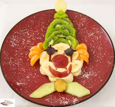 Fruit Clown doors, birthday parti, fun food, fruit clown, fun fruit, clown food, children parti, clowns, lunch foods