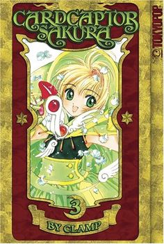 Cardcaptor Sakura, Volume 3