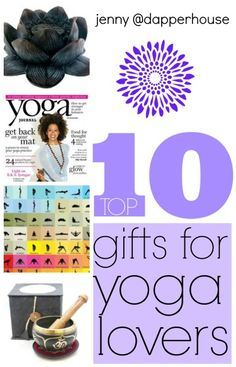 Top 10 gifts for YOG