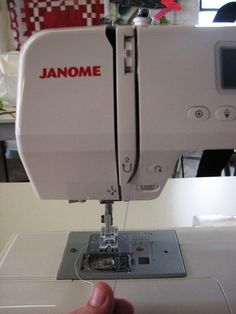 a great sewing machine tutorial