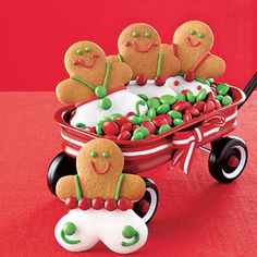 Christmas recipes: Gingerbread Cookies