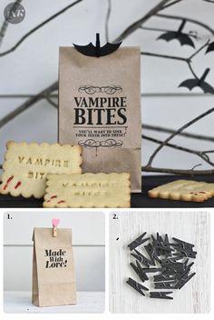 Vampire bites  #halloween