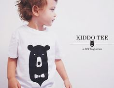 Make this adorable shirt for kidlet or YOU with tutorial and free illustration AND 45 BEST Weekend Lifestyle DIY Tutorials EVER. DECOR, FURNITURE, JEWELRY, FOOD, WHIMSEY, PARTY from MrsPollyRogers.com