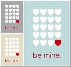 20 Free Valentine Printables