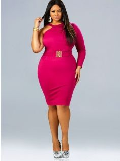 Full Figured Cocktail Dresses - Ocodea.com