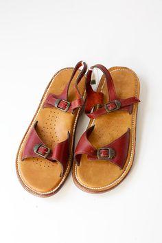 Original FRYE Sandals Vintage 70's