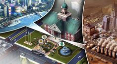 Sim City + OWS