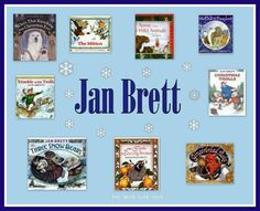 The Good Long Road: {Virtual Book Club for Kids} Discovering a New Author: Jan Brett - Follow the link to the Facebook: Virtual Book Club for Kids - great ideas for books!