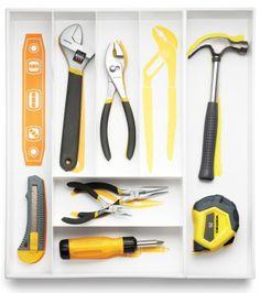 Tool Drawer orgainzer, organization inspriation