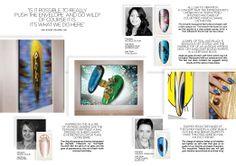 CND Fashion Week Lookbook