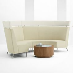 pair with round table?