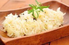 Raw Vegan Sauerkraut