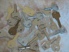 Embellished Altered Keys Tutorial