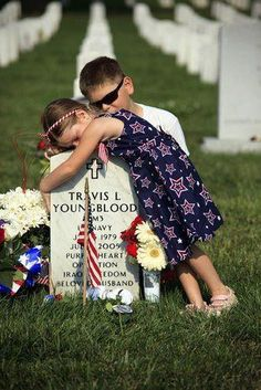The cost of freedom is a price that can never be repaid. So instead, we must be mindful to Never Forget!   ~ Honor Them