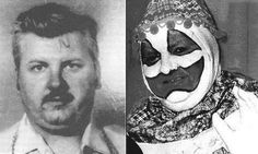 true crime, wayn gaci, serial killers, john wayne, the killers, crimin, evil, killer clown, clowns
