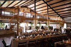 Barn Wedding Florida