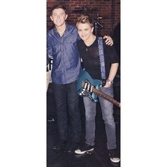 hunter and scotty