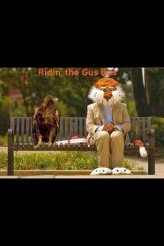 Gus bus!!! War Eagle!