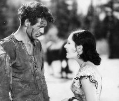 Gary Cooper and Lupe Velez in The Wolf Song (Sam Lash, 1929)
