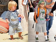 Zachary Furnish-John and Kingston Rossdale step out in Appaman's cotton camp Shorts    http://celebritybabies.people.com/2012/08/16/zachary-furnish-john-kingston-rossdale-appaman-camp-shorts/#