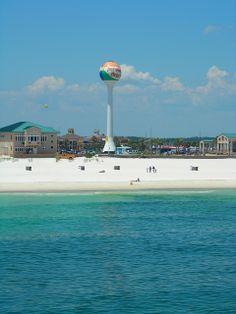 Pensacola Beach FL.